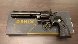 Револьвер Магнум Питон 357 6-ти дюймовый, Magnum Phyton Revolver 6\
