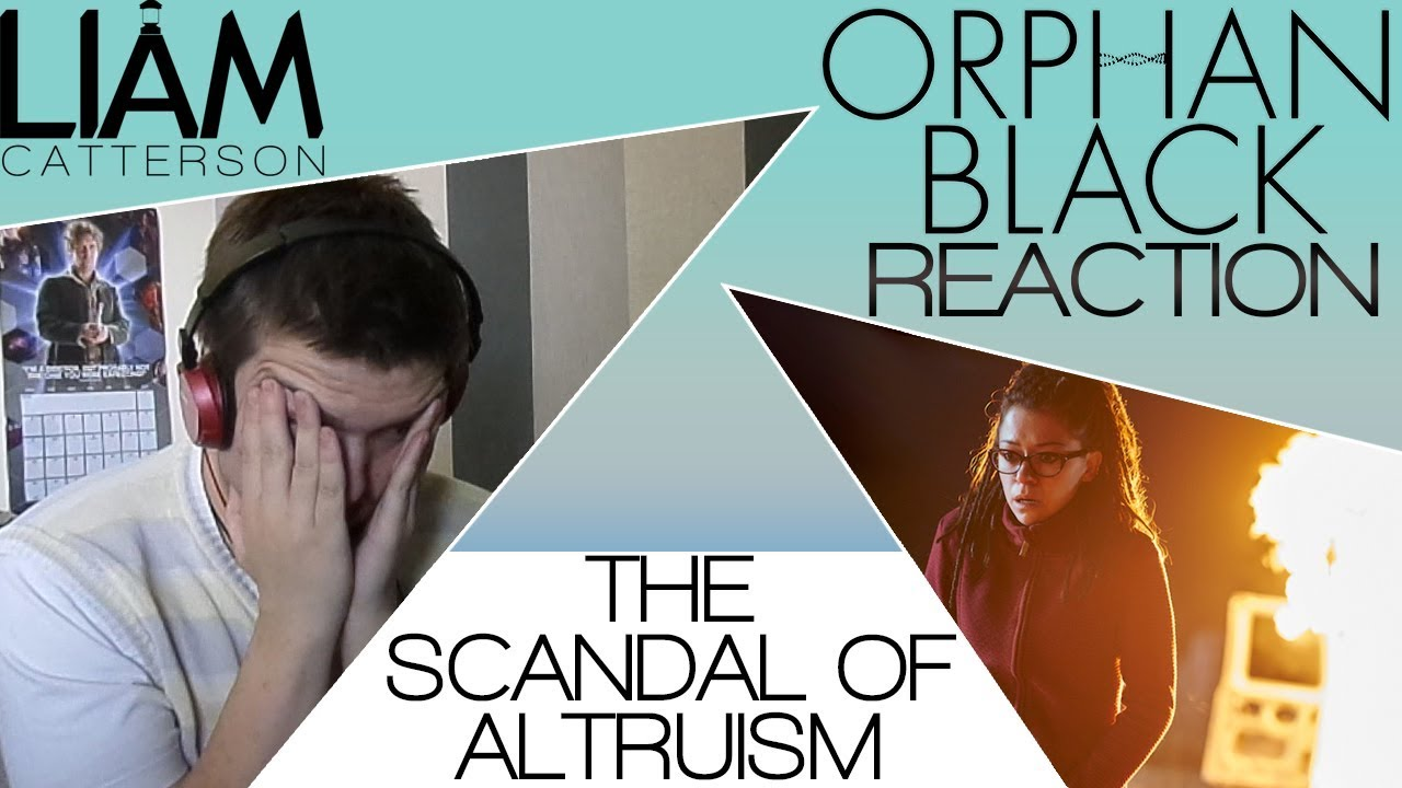 Download Orphan Black 4x06: The Scandal of Altruism Reaction
