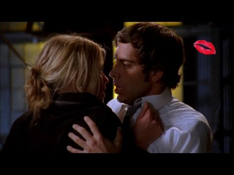 Every Chuck/Sarah Kiss...EVER! (Complete)