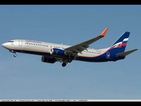 [VATSIM] SU1833 - Moscow   MSQ - SVO [Boeing 737-800]