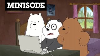 Minisode - Panda's Profile Pic | We Bare Bear | Cartoon Network