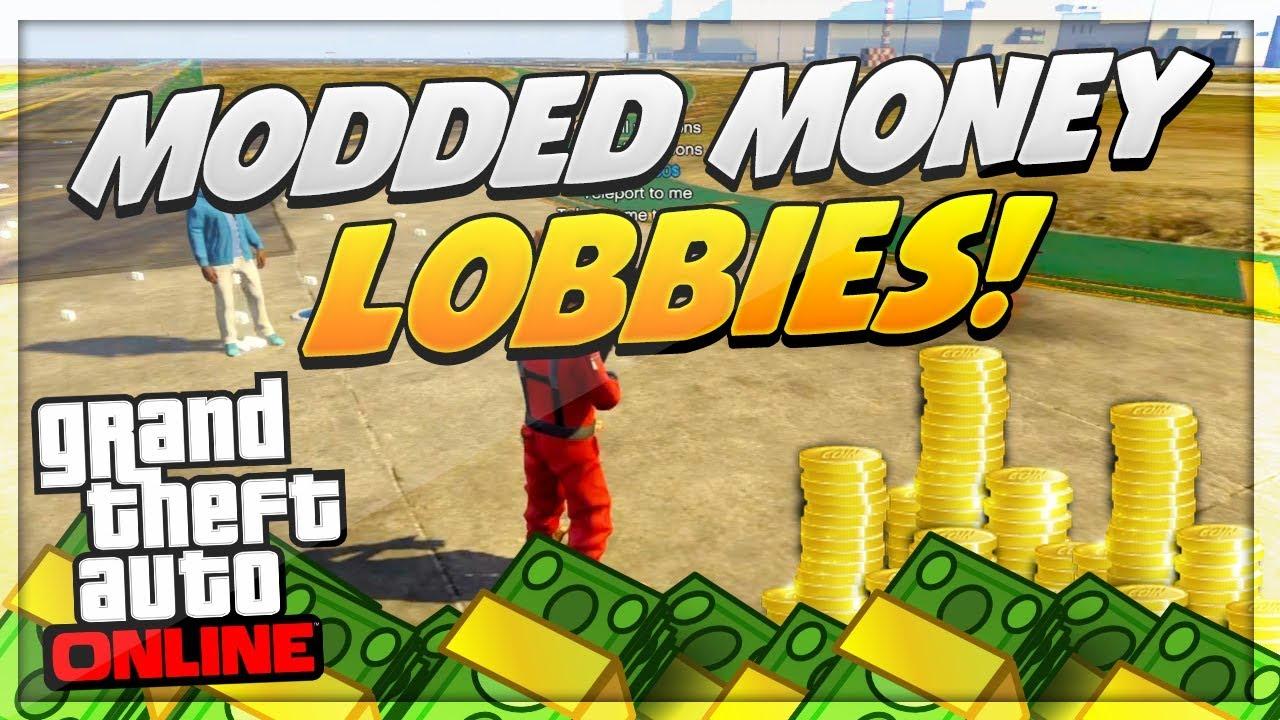 GTA 5 ONLINE MONEY LOBBY 1.34/1.28: (PC) ''CASH DROP ...