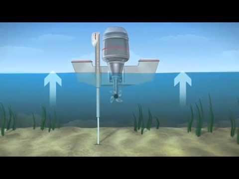 Minn Kota 8' and 6' Talon: Rough Water Mode Feature