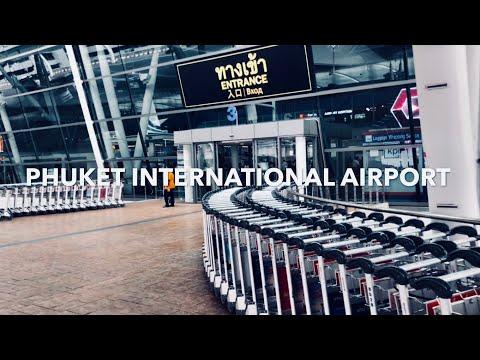 👹 НОВЫЙ PHUKET INTERNATIONAL AIRPORT 👹 ДЬЮТИ ФРИ, КУРИЛКА