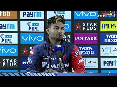 I back any decision the management makes - Rishabh Pant