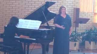 Harmonie du soir -konsertista 30.8.2015