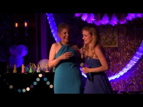 """Liz Callaway & Christy Altomare - """"Journey To The Past"""" (Broadway Princess Party)"""