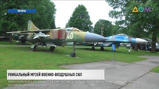 Уникальный музей авиации в Виннице возобновил работу