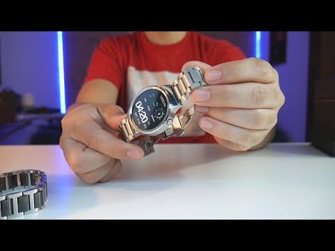 Huawei Watch: Review & Android Wear 2.0 Update