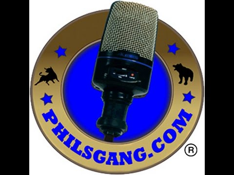 The Phil's Gang LIVE Radio Show 08/05/16