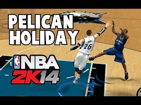 Pelican Holiday | Let's Play NBA 2K14 en Español