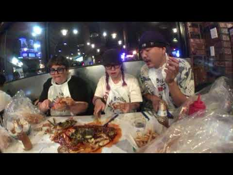 Best crab restaurant in LA with Andy Milonakis