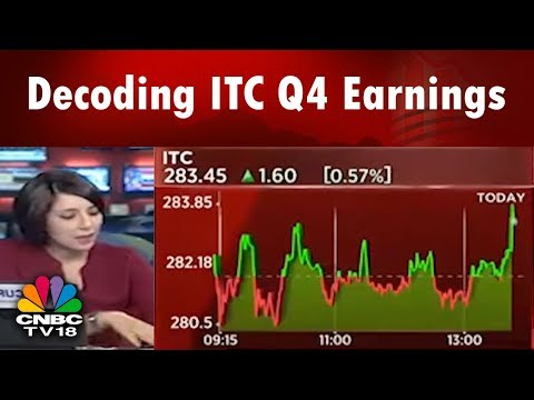 Decoding ITC Q4 Earnings | Co's Profit Meets Estimates, Margins Rise | #4QWithCNBCTV18