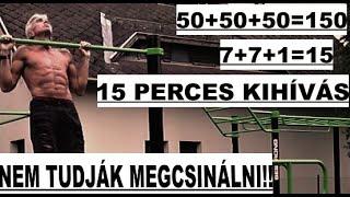 KIHÍVOTTAK - Tari Ádám, Sebestyén Imre, Johnny V. - 15 PERCES KIHÍVÁS