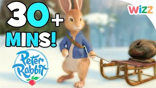 Peter Rabbit - Christmas Special | 30+ minutes | Christmas Tales with Peter Rabbit