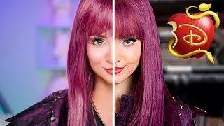 Evie Makeup Descendants 2 – 360Cinemaproductions