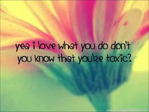 Melanie Martinez Toxic Lyrics