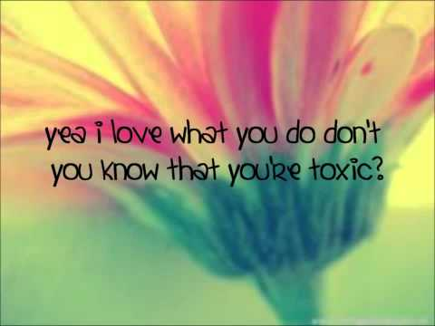 Melanie Martinez toxic lyrics