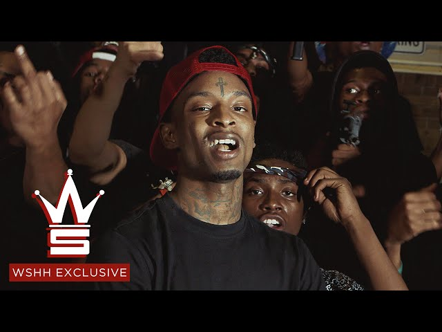 21 Savage Air It Out Feat. Young Nudy (WSHH Exclusive - Official Music Video)