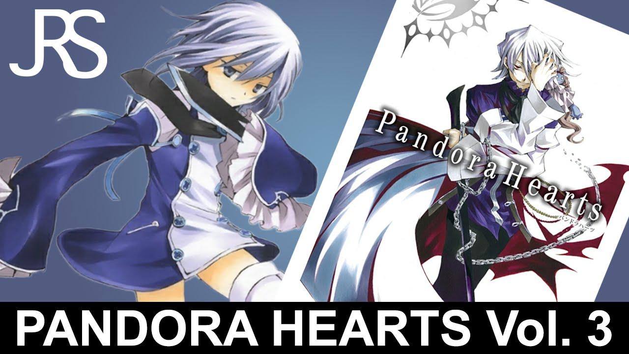 pandora hearts vol 3