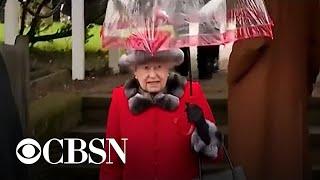 Queen Elizabeth II switching to faux fur