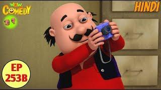 Motu Patlu in Hindi | 3D-Animierte Cartoon-Serie für Kinder | Crystal-Kamera