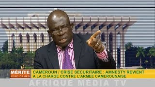 Francophone Talks on Ambazonian Crisis Today, Cameroon Military Video & Amnesty Int