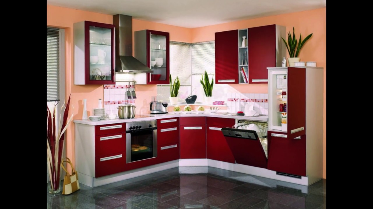 Corner Kitchen Cabinet Ideas - YouTube