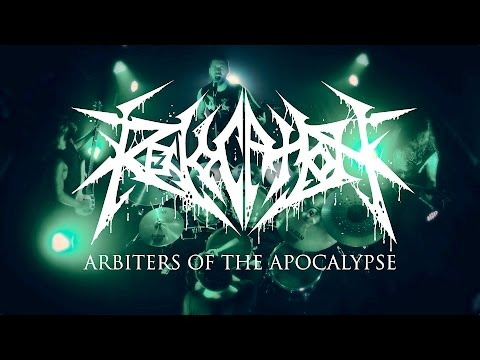 """Revocation """"Arbiters of the Apocalypse"""" (OFFICIAL VIDEO)"""