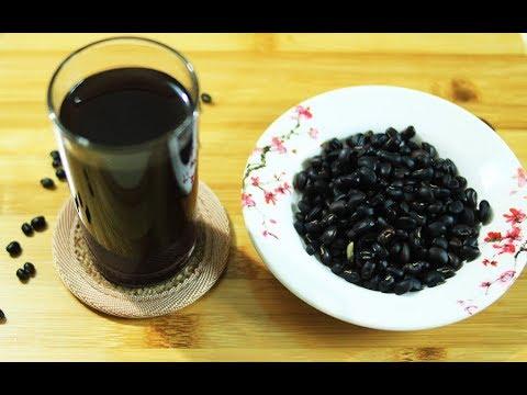 Cách nấu nước đậu đen thơm ngon giải độc mát gan