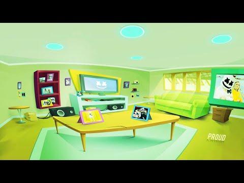 Marshmello -  PROUD (360° VR Music Video)
