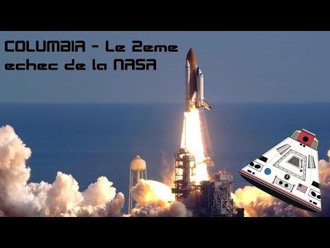 Columbia - Le 2ème désastre de la NASA