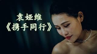 【HD高清音质】 袁娅维   -《说散就散》 动态歌词版本