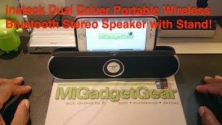 Inateck® Dual Driver Portable …