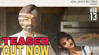 Eyes On You- Tarsem Jassar (Official Teaser) Ft. Western Penduz- New Punjabi Songs- Vehli Janta
