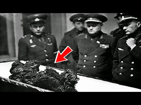 Story of Man Who Fell From Space!