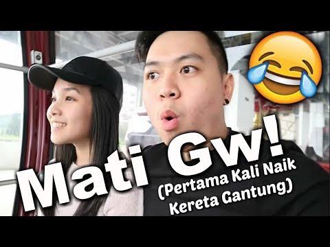 PENGALAMAN PERTAMA KALI NAIK CABLE CAR DI MALAYSIA! (Vlog)
