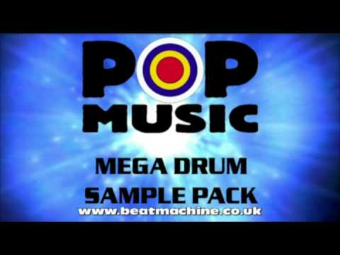 Pop Music Drum Sample Pack - YouTube