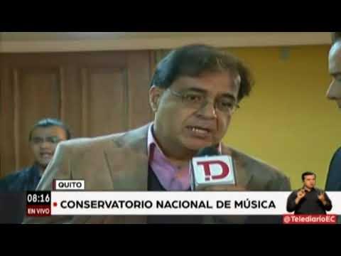 Telediario: Conservatorio Nacional de Música