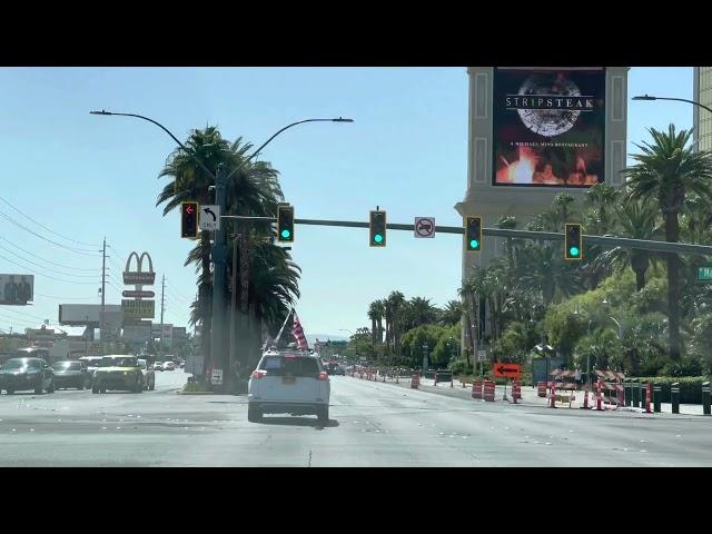 11 紐約真相車隊到拉斯維加斯 Endccp car parade in Las Vegas 1032021
