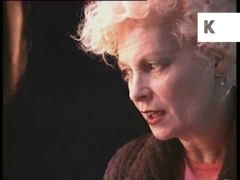 1996 Vivienne Westwood Interview