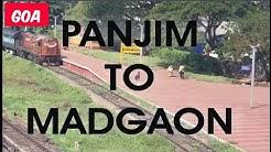 How to reach Panjim to Madgaon