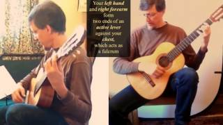 Foundational Skills on the Classical Guitar: Using Your Left Hand Effectively