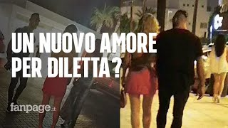 Diletta Leotta a Ibiza con Daniele Scardina: è lui il nuovo amore della conduttrice?