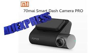 Видеорегистратор 70 mai pro от Xiaomi. Подробный обзор и прошивка регистратора.