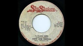Tony Chin & Triston Palmer - A Class Girl ++