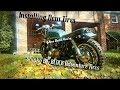 Suzuki GS850 SCRAMBLER Motorcycle Build #10