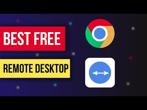 What Is The Best Free Remote Desktop App?