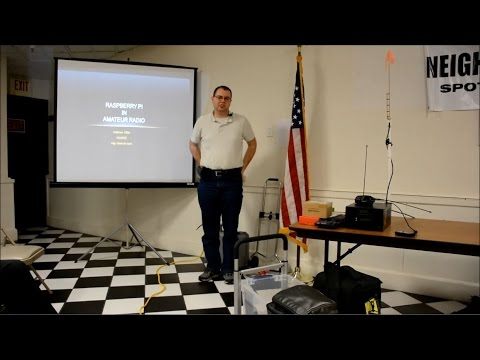 Raspberry Pi in Amateur Radio Part 1