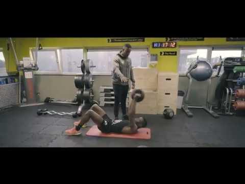 Motivation workout (Christian Baya)